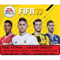 Fifa 17 Key Origin Oficial - Br Jogue Online - Compre Em 12x