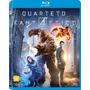 Blu-ray Quarteto Fantástico 2015 Lacrado Original