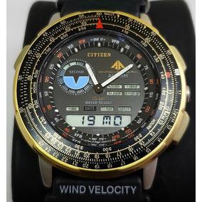 3bf4d3d8138 Relogio Citizen Wind Surf (raro) Masculino - Relógios De Pulso ...