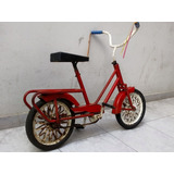 Antigua Bicicleta De Metal El Rayo Gratis Envio