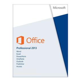 Office 2013 Professional Licença Chave Serial Original