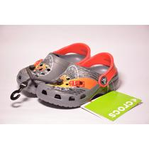 Crocs Originales Cars Rayo Mcqueen