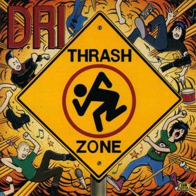 D.r.i. - Thrashzone (cd Americano) Frete R$10
