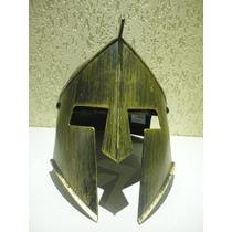 Capacete Romano Elmo Gladiador Soldado Medieval Roma