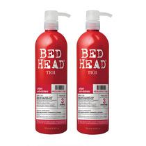 Kit Bed Head Resurrection Shampoo E Condicionador 750 Ml