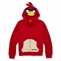 Sudadera Hoodie Angry Birds 6 Y 8 Años Original Entrega Inme