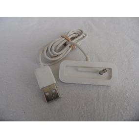 Cargador Apple Ipod Shuffle 2a. Generación Original Blanco
