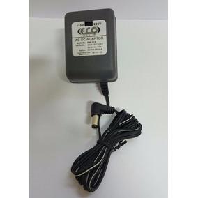 Ac-dc Adaptador Eco Mania Em-216 110/220v **produto 100%**