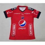 Camiseta Deporitvo Independiente Medellin Oficial 2017
