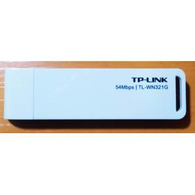 Adaptador Wifi Usb Inalámbrico 54mbps Marca Tp-link