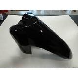 Guardabarro Yamaha 110 Crypton New Delantero Superior Negro