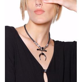 Sarkany Gamma - Collar Mujer Con Piedras En Plata