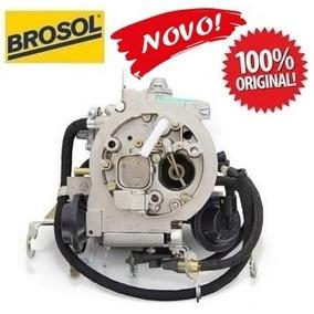 Carburador Monza Kadett Ipamena 1.8 Alcool 2e - Novo Brosol