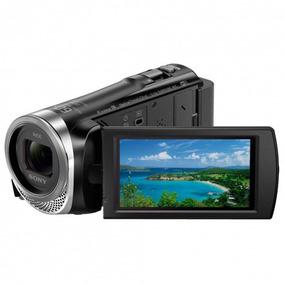 Filmadora Sony Hdr-cx455 Full Hd Wifi 8gb Preto
