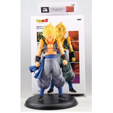 Dragon Ball Z Muñeco De Colección De Gogeta 22cm
