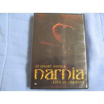 Banda Narnia - At Short Notice...(rock Gospel) - Novo