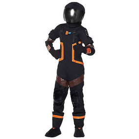 Disfraz Niño Dark Voyager Traje Fortnite Halloween
