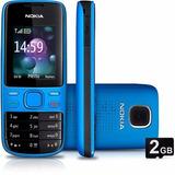 Celular Nokia 2690 - Câmera, Rádio Fm +nf - Novo