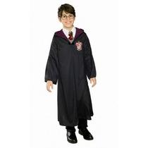 Rubíes Del Traje Traje Toga Del Niño Harry Potter, Medio