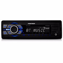 Radio Positron Bluetooth Sp2310bt Mp3 Usb Viva Voz Aux