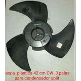 Aspa Para Condensadora De Mini Split Cw 16,5 Cw