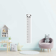 Régua Adesiva Infantil  Panda N09135 20x115cm