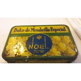 Antigua Lata De Membrillo 1940 Vintage Coleccion