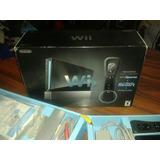 Wii Black+3controles Adicionales Y Dvd Chipeado + Wii Fit