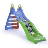 Resbaladilla Tobogan Juegos Jardin Infantil Meckey Injusa