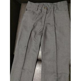 Pantalon De Vestir Casual Bolsillos Delanteros Damas Mujeres
