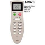 Control Remoto Aire Acondicionado Split F/c Zenith Ar828