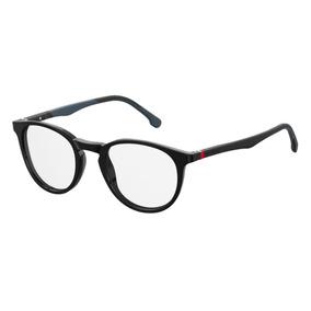 aa5a250f596f3 Óculos De Grau Redondo Carrera 8829 v 807 Preto - Original. R  410