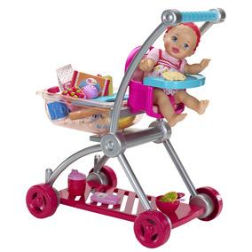 Little Mommy Carro De Compras