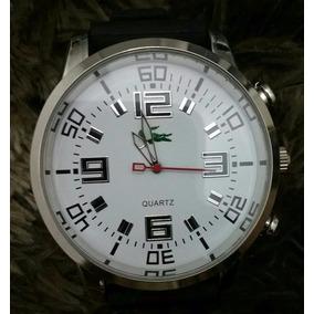 Relógio Lacoste Esportivo Masculino Pulseira Borracha