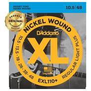 Encordoamento Daddario Exl110+ Plus 010.5 -.048  Regular L