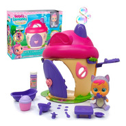 Cry Babies Magic Tears Katie Super House Playset 97972