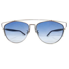 Lentes Christian Dior Technologic 84j84 59mm Azul Degradado