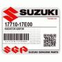 Radiador De Agua Gsx750w Suzuki Original 17710-17e00