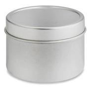 Latas 4oz / 120 Ml (48 Pzas) Usos: Velas, Cremas, Dulcero...