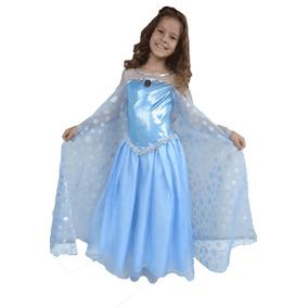 2c72e2a120 Fantasia Princesa Leia Infantil - Fantasias para Meninas em Santo ...