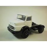 Mini Caminhão Mercede Metal Brinquedo Antigo Kiko Inbrima