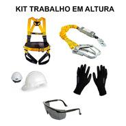 Kit Telecom Trabalho Altura Athenas