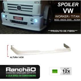 Spoiler Parachoque Caminhão Vw Worker 15.180 24.250 Saia
