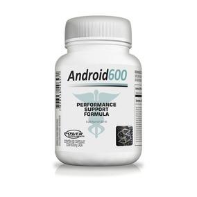 Pró Hormonal Android 600 60 Caps Pré Hormonal Power
