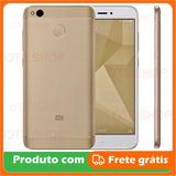 Celular Xiaomi Redmi 4x 3gb 32gb 13mp 4g Original Com Oferta