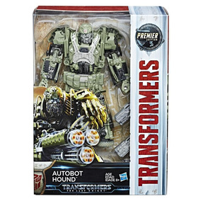 Transformers Autobot Hound Premier Edition - Giro Didáctico