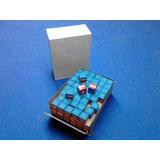 Caja De Tizas Master Imitación Color Azul. 144 Tizas.
