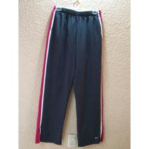 Pantalon De Pants Nike 100% Original Dama L G Gris C Fiusha