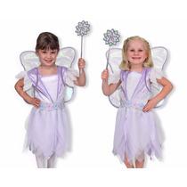 Disfraz Hada De Cuentos Creatividad Halloween Educativo