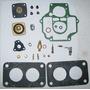 Kit Carburador Ford Escort 1.6 Weber Cht